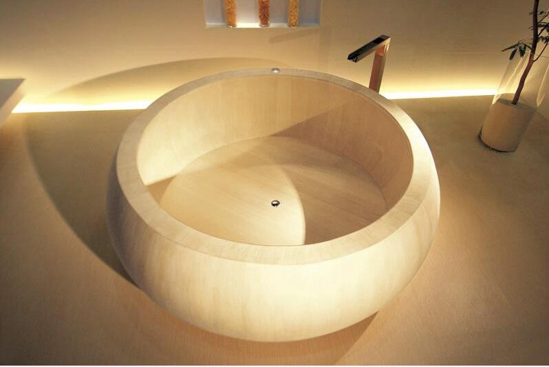 деревянная ванна купить