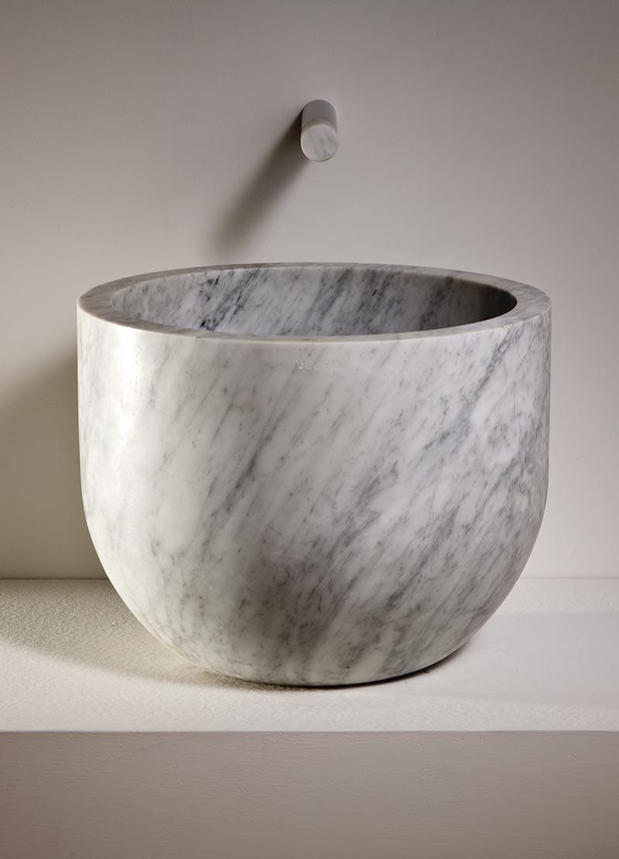 Vaselli раковины из натурального камня