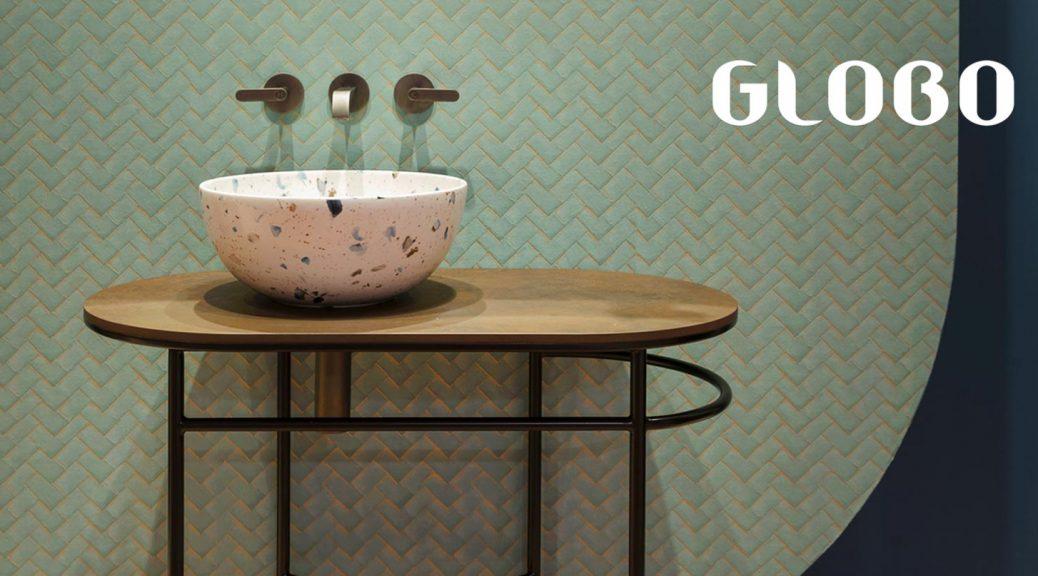 Ceramica Globo новые консоли для ванной