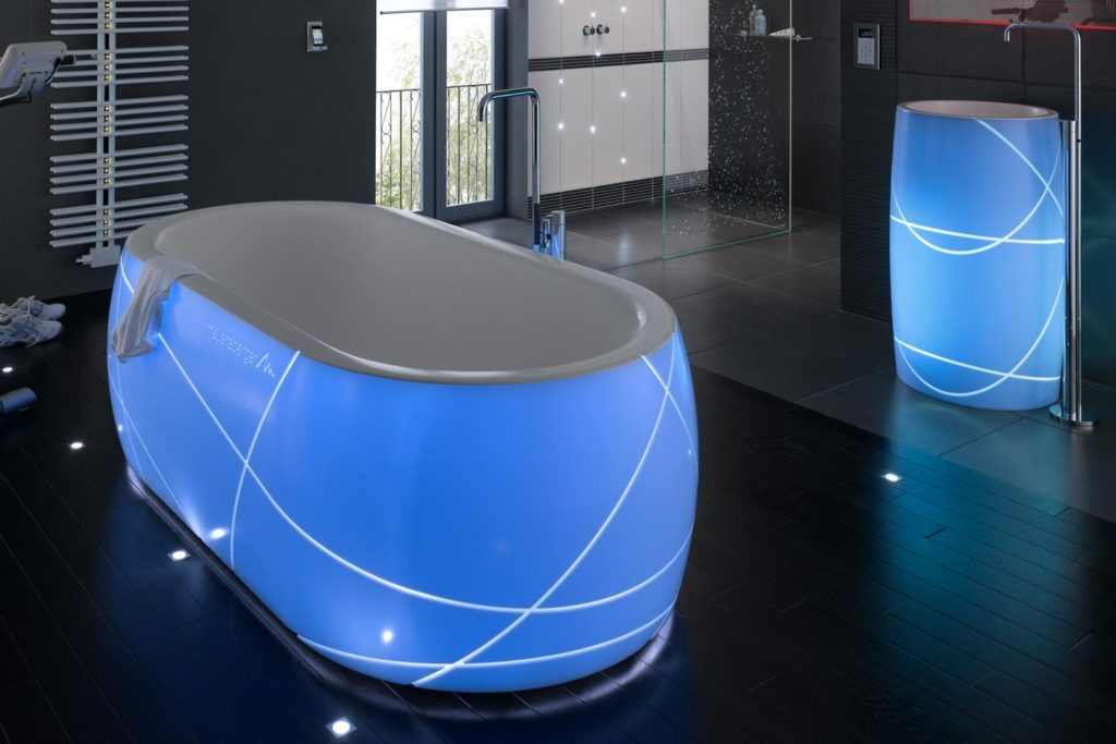 оригинальная ванна