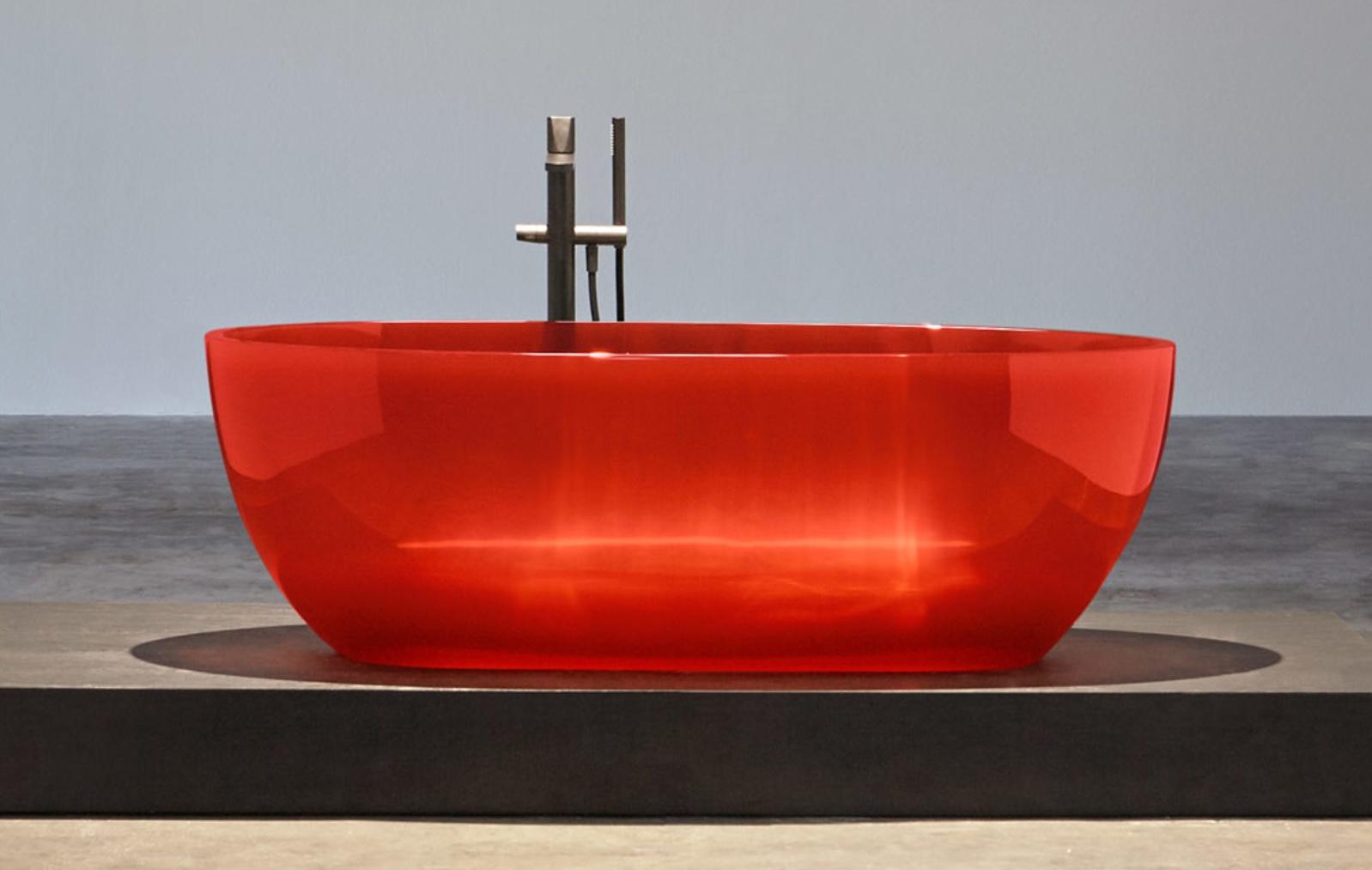 необычные ванны