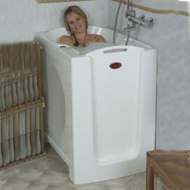 Acacia 207 BAZZ Sameca ванна с дверцей