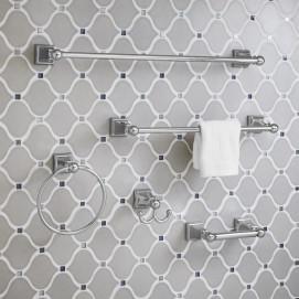 КОМПЛЕКТ аксессуаров для ванной/душа Town Square American Standard хром