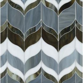 Beau Monde Ann Sacks мозаика настенная из стекла ручного литья Marilyn