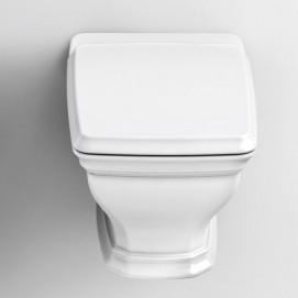 Civitas ArtCeram унитаз подвесной нео классика белый, черный или цветной