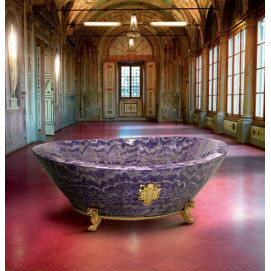 Baldi ванна и раковина из аметиста