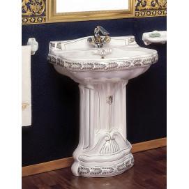 Imperial Ceramica Ala раковина напольная с пьедесталом в стиле модерн