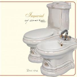 Imperial Ceramica Ala унитаз компакт в стиле модерн