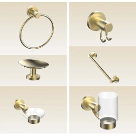 Celeste аксессуары для ванной и туалета Cristal et Bronze