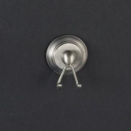 5505 Lisse крючок для полотенец Cristal et Bronze