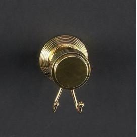 01 Palais Royal крючок для полотенец Cristal et Bronze
