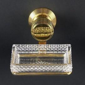 04 Palais Royal мыльница Cristal et Bronze