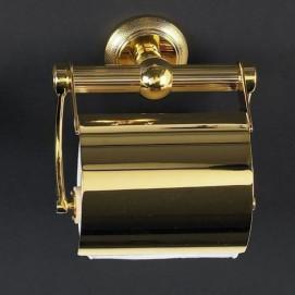 1715 Cisele держатель туалетной бумаги Cristal et Bronze