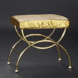 табурет для ванной классика Cristal et Bronze