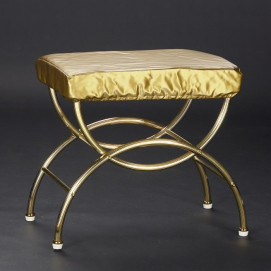 30610 Prestige табурет Cristal et Bronze