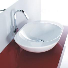 Ovo раковина накладная Disegno ceramica OV08040001