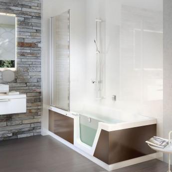 Step-In Pure Duscholux ванна с дверцей