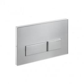 Смывная клавиша Sigma50, металлическая с антивандальным крепежом