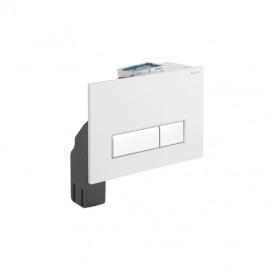 Cмывная клавиша Sigma40, со встроенной системой удаления запаха