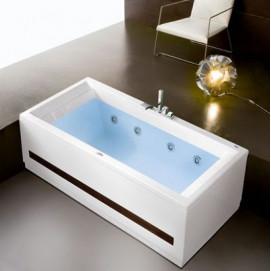 2ERA3N7 Era Plus ванна Professional Whirlpool Airpool Hafro