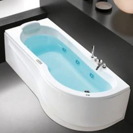 2GMA1D7 Gamma ванна Professional Whirlpool Airpool Hafro