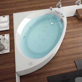 2NVB3N6 Nova ванна whirlpool airpool Hafro