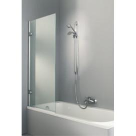 Однопанельная шторка Huppe для ванной