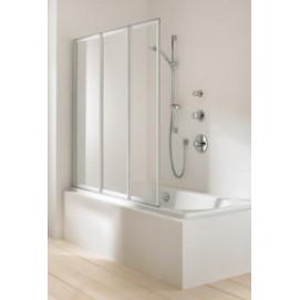 3х-панельная шторка Huppe для ванной