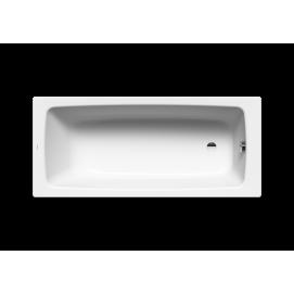 CAYONO Kaldewei ванна встраиваемая ванна из эмалированной стали прямоугольная 150 / 160 / 170 / 180 см белая, черная, кремовая, серая