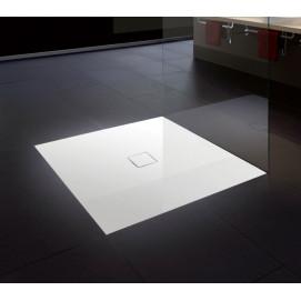 CONOFLAT Kaldewei ультраплоский квадратный душевой поддон из эмалированной стали, размер от 800 до 1200 мм, белый, черный, серый, цветной