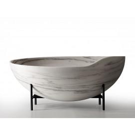 Kreoo ванна из мрамора Kora