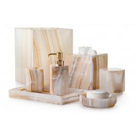 AMBARINO Labrazel элитные аксессуары для ванной из оникса