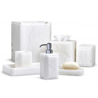 Claudia Labrazel изящные архитектурные аксессуары для ванной из натурального камня (алабастр)