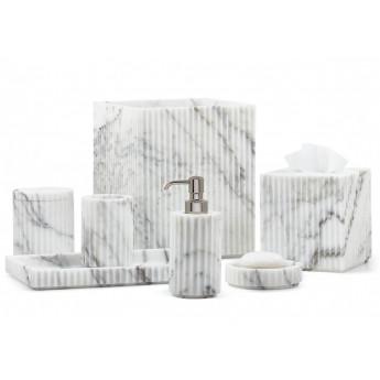 ACROPOLIS ARABESCATO Labrazel изящные архитектурные аксессуары для ванной из мрамора