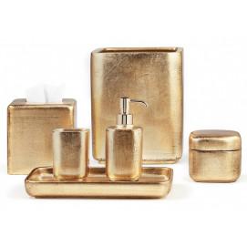 AVA GOLD Labrazel Аксессуары для ванной керамика и золото