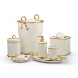 Rope Gold Labrazel элегантные аксессуары в классическом стиле для ванной
