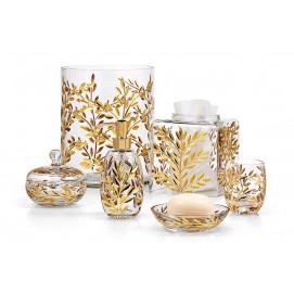 Vine Gold Labrazel аксессуары для ванной хрусталь и золото 24 карата