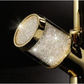 Starlights MAIER cмеситель с кристаллами Swarovski