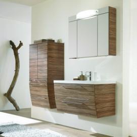 Комплект мебели Pelipal Barlo, Стекло белое, 900/600 мм