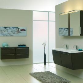 Комплект мебели Pelipal Barlo, Декор-шоколад, 1200/1200 мм