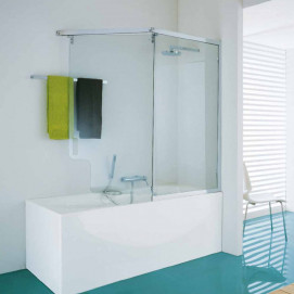 B1500ULUTR Bath Screens душевое ограждение ванны Samo