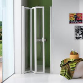 Flex Samo складная душевая дверь в нишу