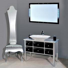 Tiffany World Barocco Комплект мебели 100x45x86h см