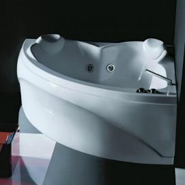 DAFNE Gruppo treesse ванна акриловая угловая с гидромассажем 150х150x60