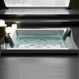 Dream 200 Gruppo treesse ванна с гидромассажем и хромотерапией Ghost System