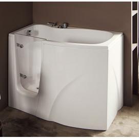 GEN-Y Gruppo Treesse компактная ванна с дверцей 120х70