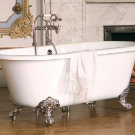 Cheshire Victoria+Albert ванна из минерального литья классика на звериных ножках 174х80 см