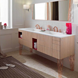 Hampton Ypsilon мебель для ванной
