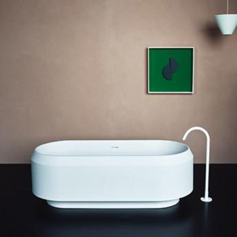Lariana Agape ванна овальная отдельностоящая из минерального литья