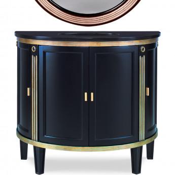 В НАЛИЧИИ американская мебель для ванной из массива классика 100х56см Ambella